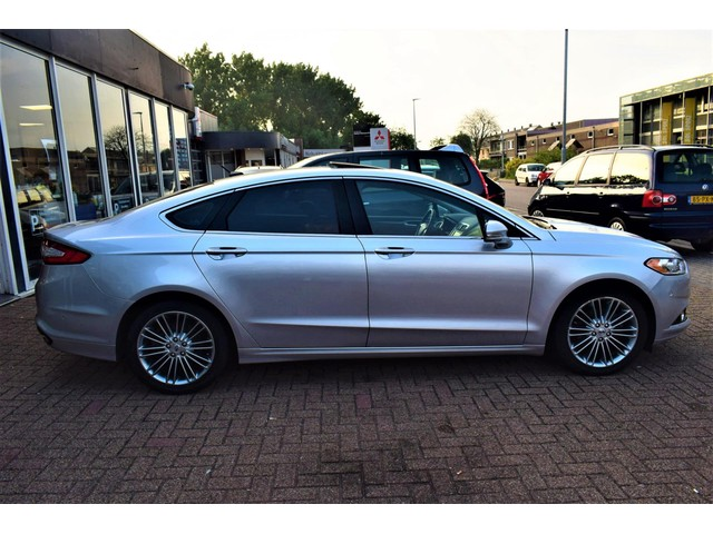 Ford Mondeo (foto 5)