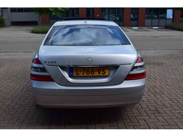Mercedes-Benz S-Klasse (foto 2)